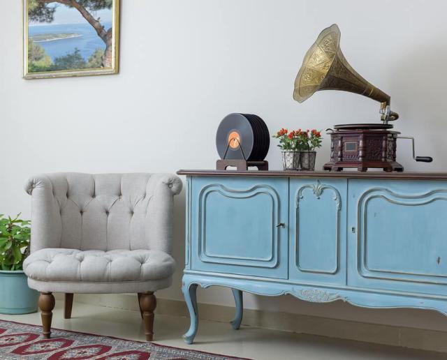 vintage style room